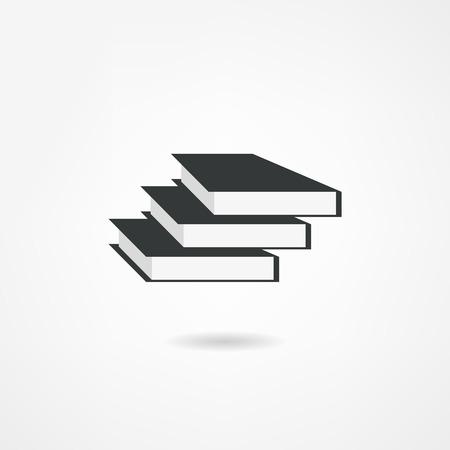 Book icon Stock Vector - 23977341