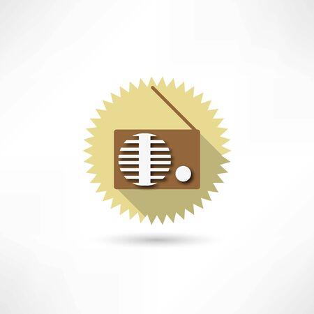 am radio: radio icon