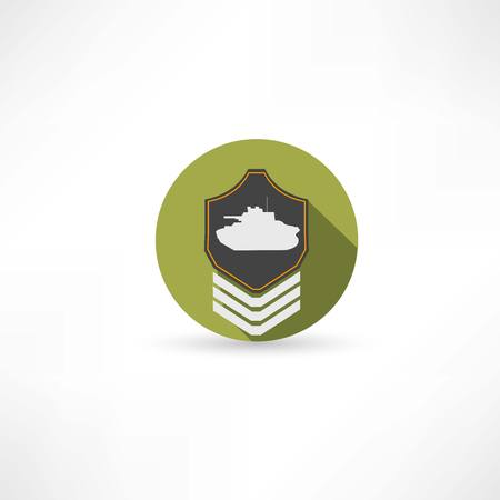 tank icon Иллюстрация