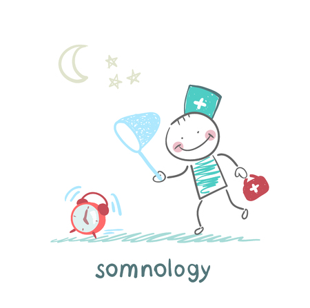 snore: somnology catches hours