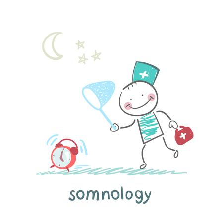 apnea: somnology catches hours