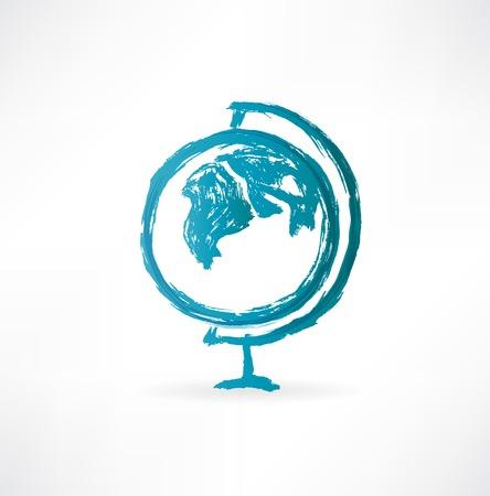 all in one: globe