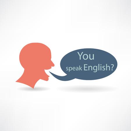 unanswered: you speak English icon