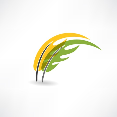 pen for writing icon Stock Vector - 24741460