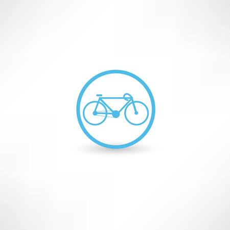 bicycle icon Stock Vector - 25632305