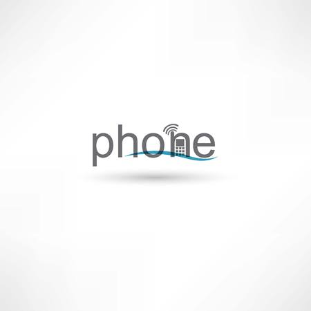 phone spelling letters Stock Vector - 25632650