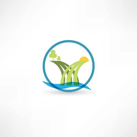 farming symbol Vector