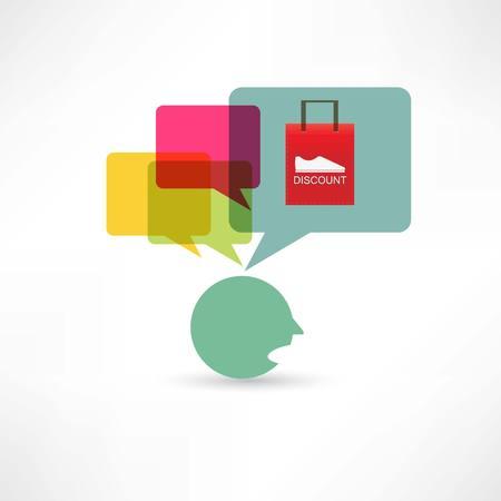 somebody: somebody says about shopping