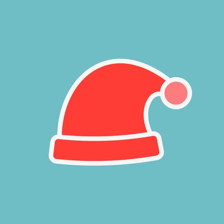 red Santa hats