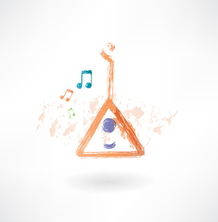 balalaika grunge icon