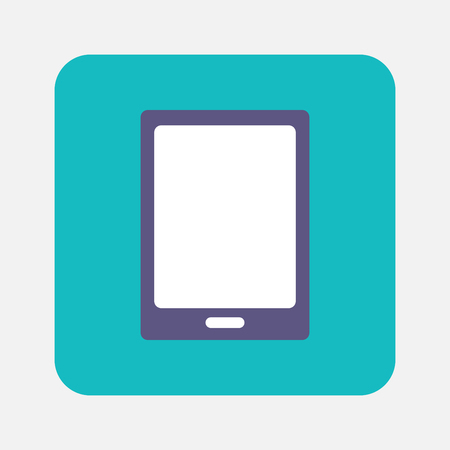 colorfulness: Office document icon Illustration