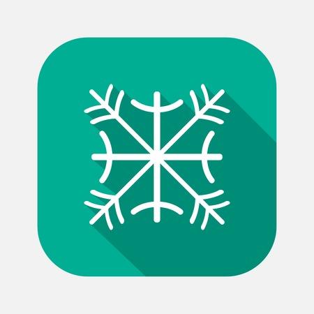 inet: snowflake icon