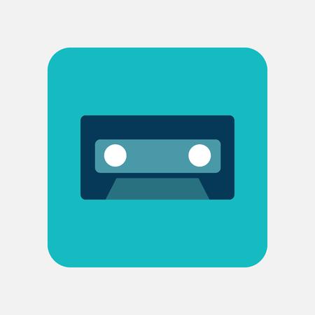 videocassette: icono de cinta de video