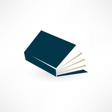 book icon Stock Vector - 26179061