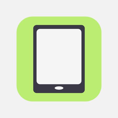 notarized: Office document icon Illustration