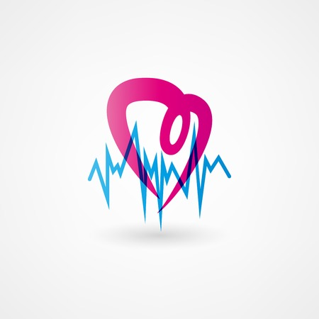 cardiogram icon Imagens - 26179547
