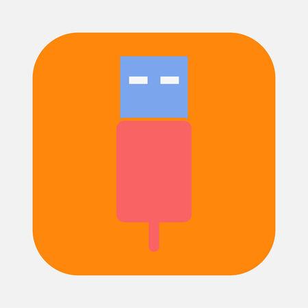 flash connector icon