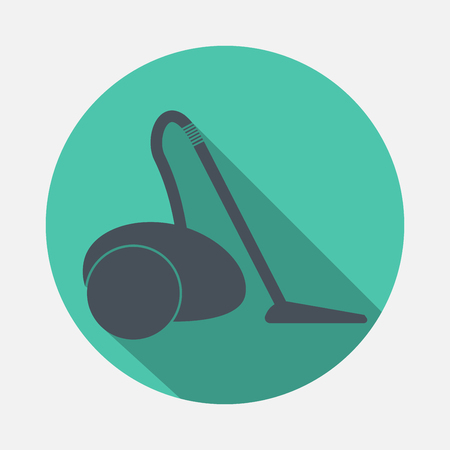 lever arm: vacuum cleaner