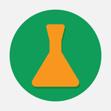 erlenmeyer: flask icon