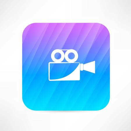 Caméra vidéo vieux Banque d'images - 26179895