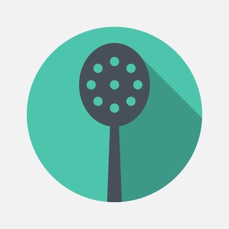 skimmer: skimmer icon Illustration