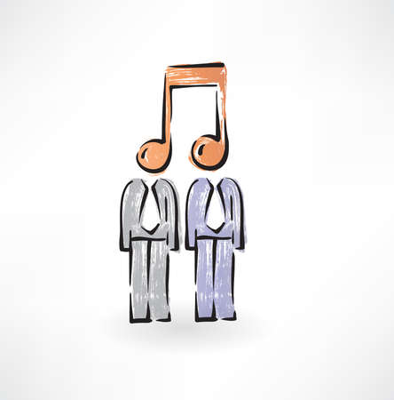 music heads grunge icon