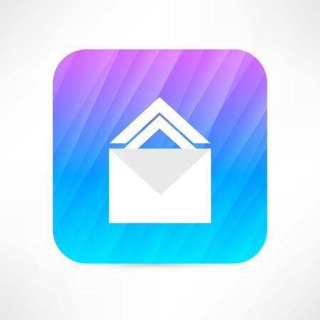 envelop pictogram