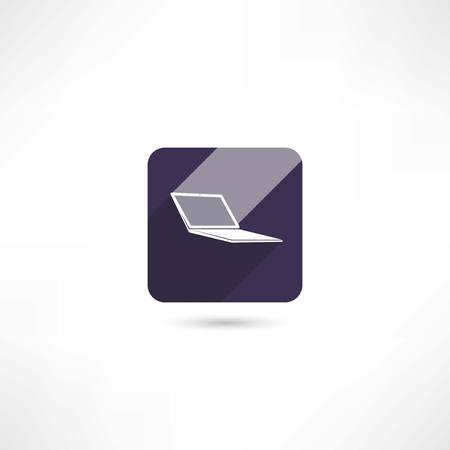 notebook computer: computer notebook icon