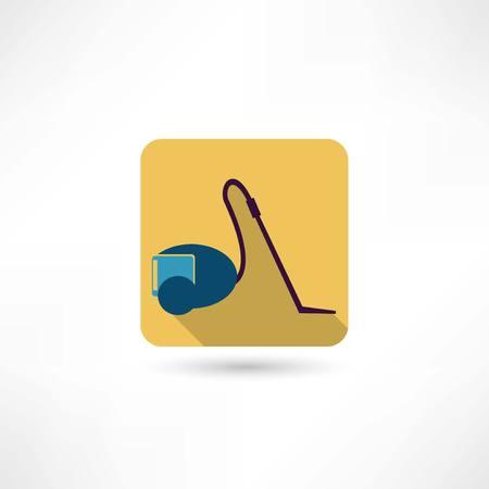 vac: vacuum cleaner icon