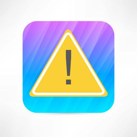 dangerous construction: exclamation mark icon