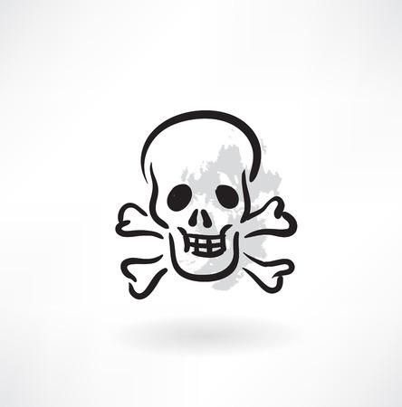 poison: poison grunge icon