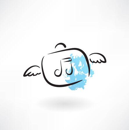 music grunge icon