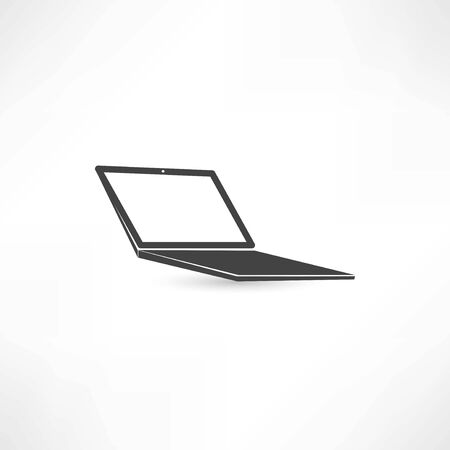 computer notebook icon