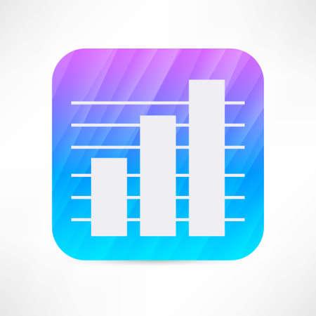 phonographic: graph icon