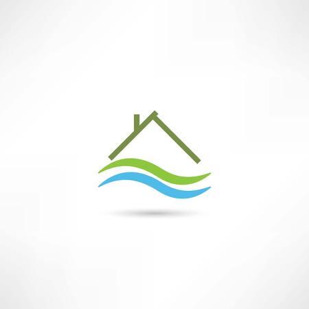 home icon Illustration