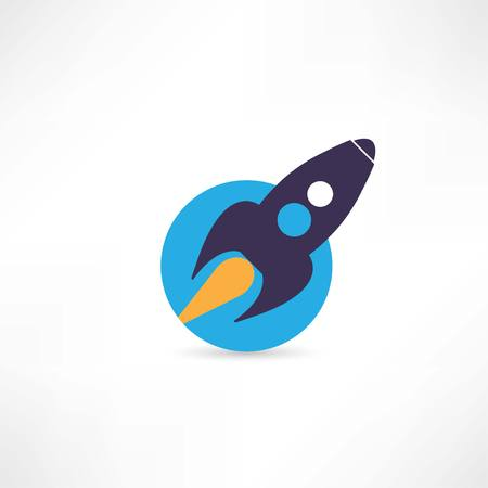 space: rocket icon