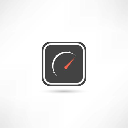 speed sensor icon Vector