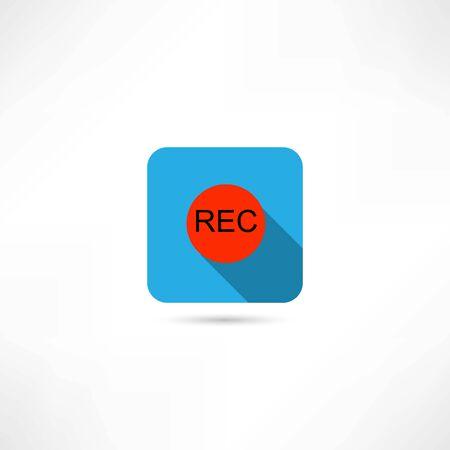 rec: rec icon