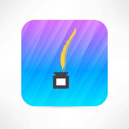 ink jar icon