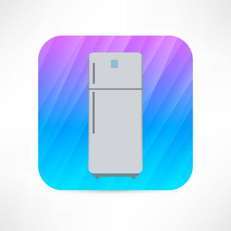 fridge icon Vector