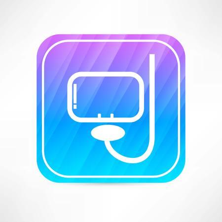 snorkelling: Snorkelling icon