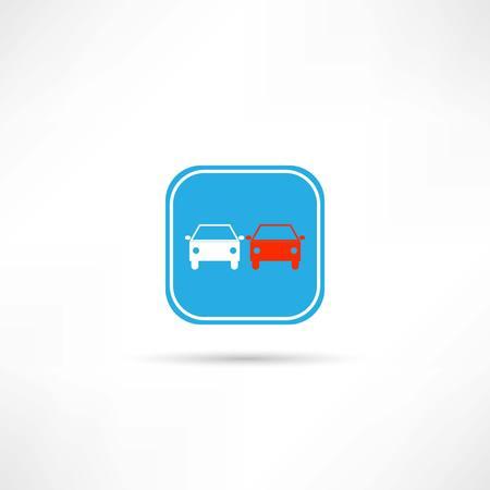 cars icon Vector