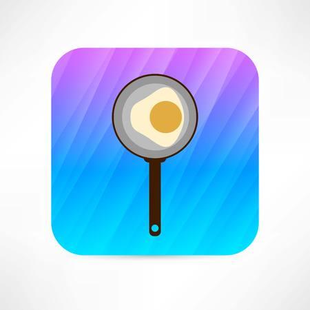 browning: pan icon