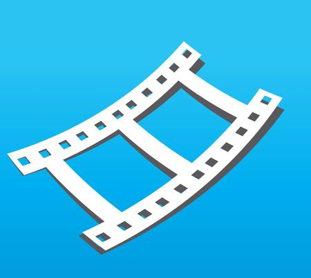 35 mm: filn frame icon