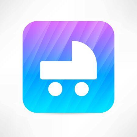 waggon: buggy icon