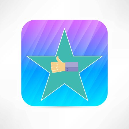 validation: thumb up icon