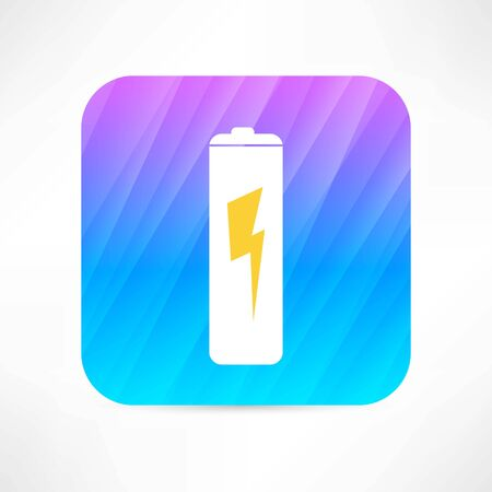 battery icon Illusztráció