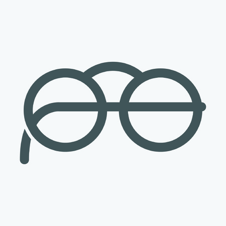 spectacle: Glasses icon