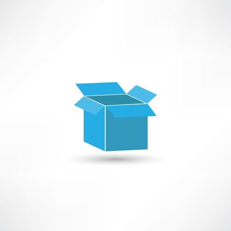 closed box: box icon