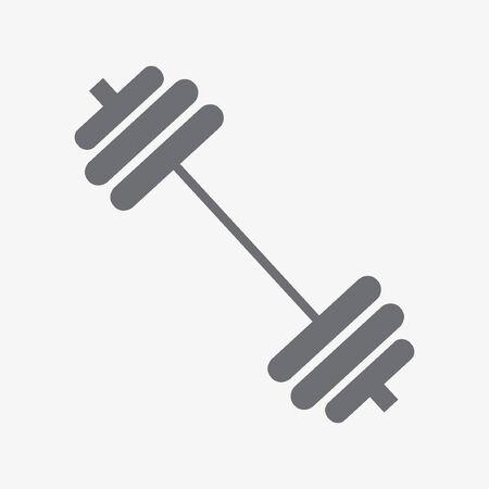 Athletics fitness icon Vettoriali